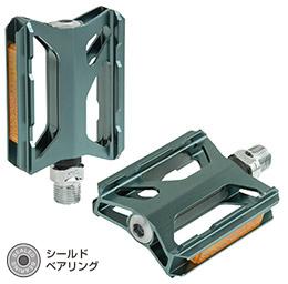 GIZA(ギザ)REX-01 ペダル ガンメタリック