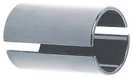 GIZA(ギザ)SM-21 ハンドルバー シム シルバー 25.4 / 22.2mm