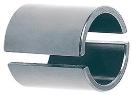 GIZA(ギザ)SM-21 ハンドルバー シム シルバー 31.8 / 25.4mm