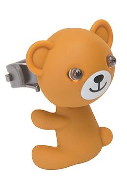 GIZA(ギザ)ズーニマル ライト ミニ レッドLED クマ