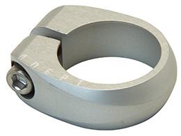 ADEPT(アデプト)カーブド クランプ シルバー 28.6mm