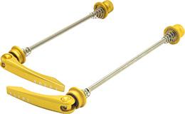 ADEPT(アデプト)CNC クイックレリーズ ゴールド 100 / 135mm