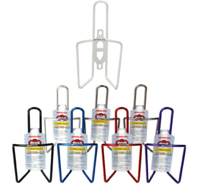 MINOURA ( ミノウラ ) AB-100-4.5 ボトルケージ シルバー