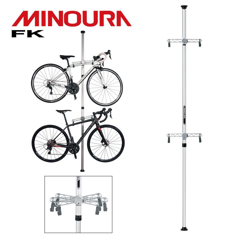 MINOURA(ミノウラ)バイクタワー20D (3分割) シルバー 3分割