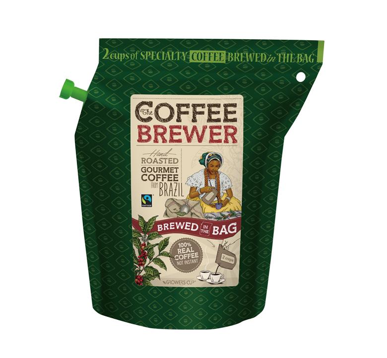 GROWERS CUP COFFEE BREWER ブラジル