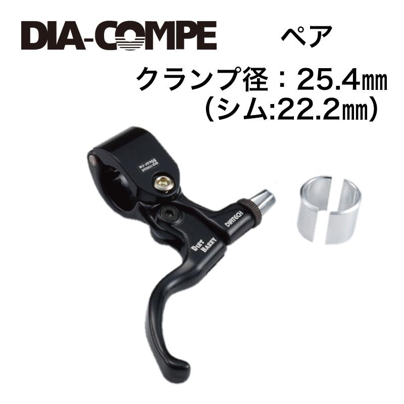 DIA-COMPE(ダイアコンペ)DIA-TECH TECH99D DHARRY (R/L) ブラック/ブラック