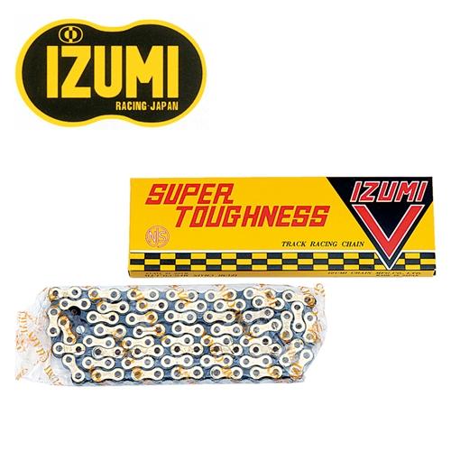 IZUMI(イズミ)I08 CEN IZM 410×106L1/8Vチェーン ピスト 般
