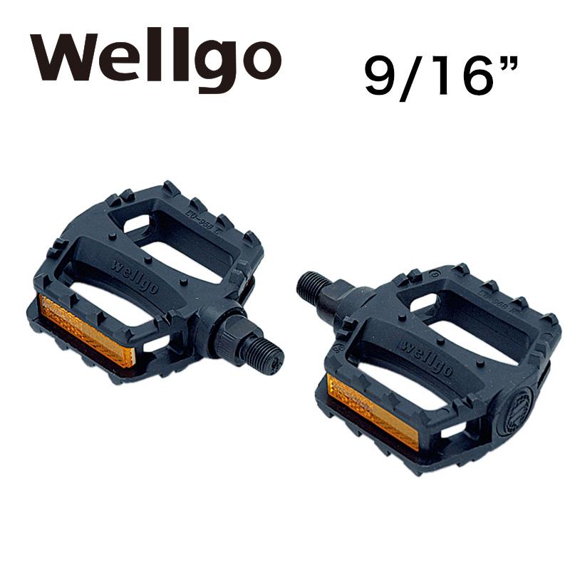 WELLGO LU-968 プチフラットペダル
