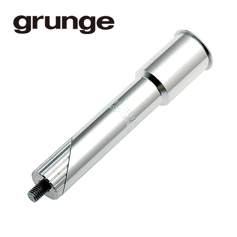GRUNGE ( グランジ ) ステムアダプター シルバー 28.6-22.2