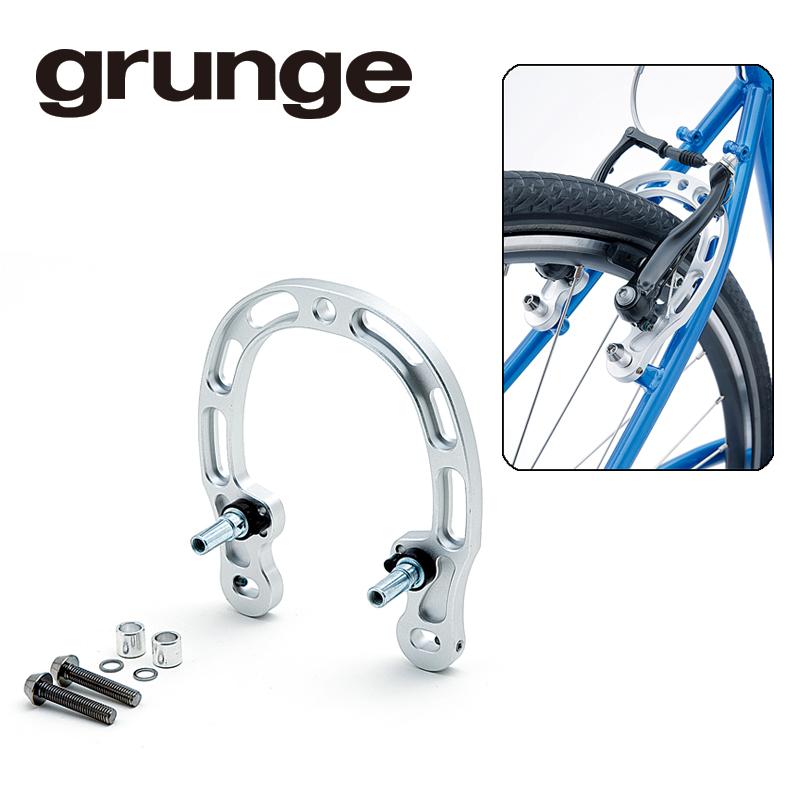 GRUNGE(グランジ)トランスファー シルバー 700C