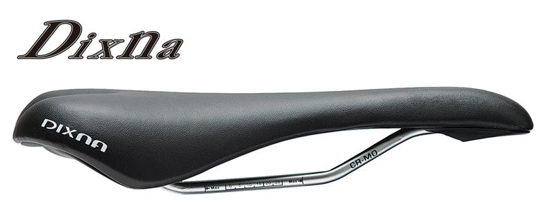 dixna(ディズナ)ロードサドル CR-MO ブラック