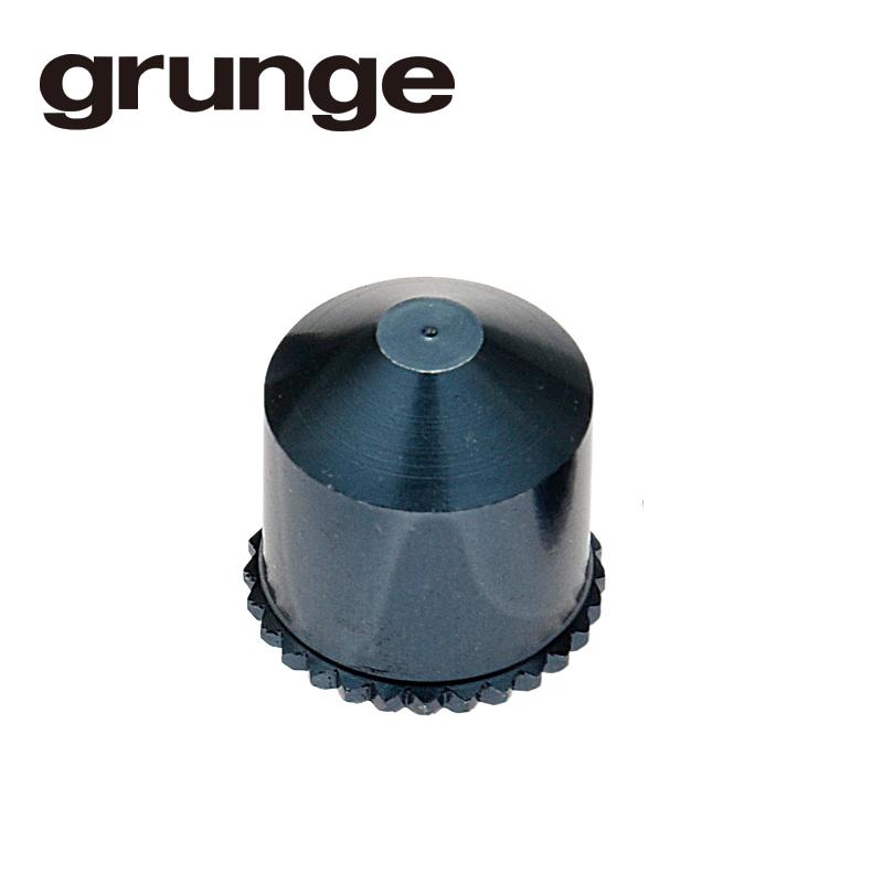 GRUNGE(グランジ)アルミシュレーダーバルブキャップ ブルー