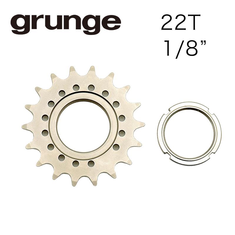 GRUNGE(グランジ)FIXEDシングルギア 22T