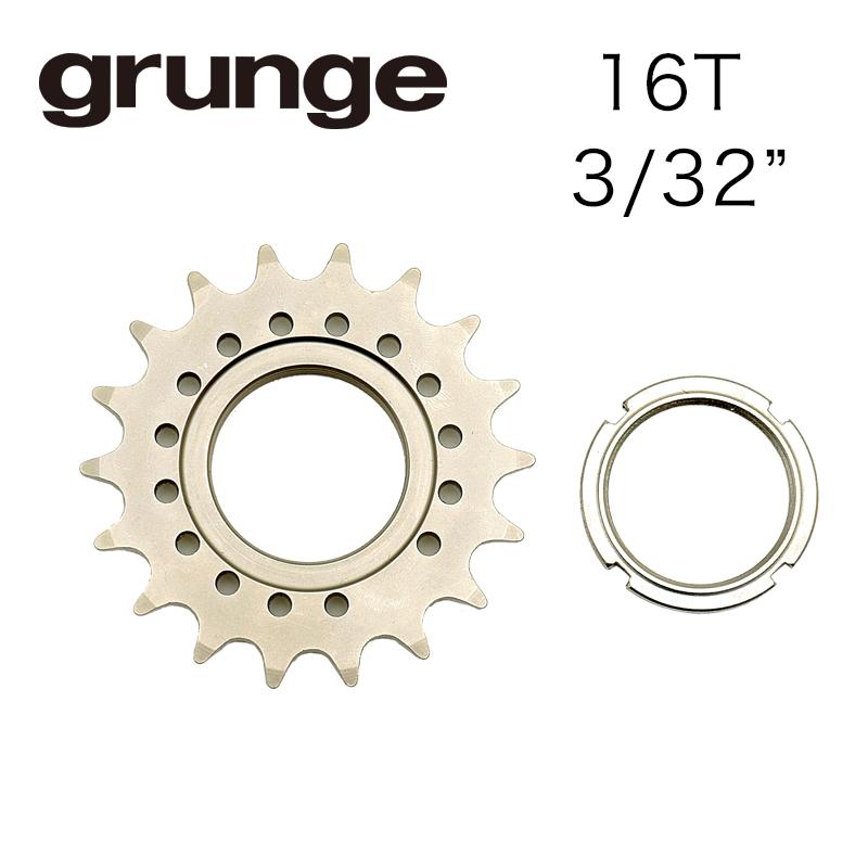 GRUNGE(グランジ)FIXEDシングルギア 3/32 16T