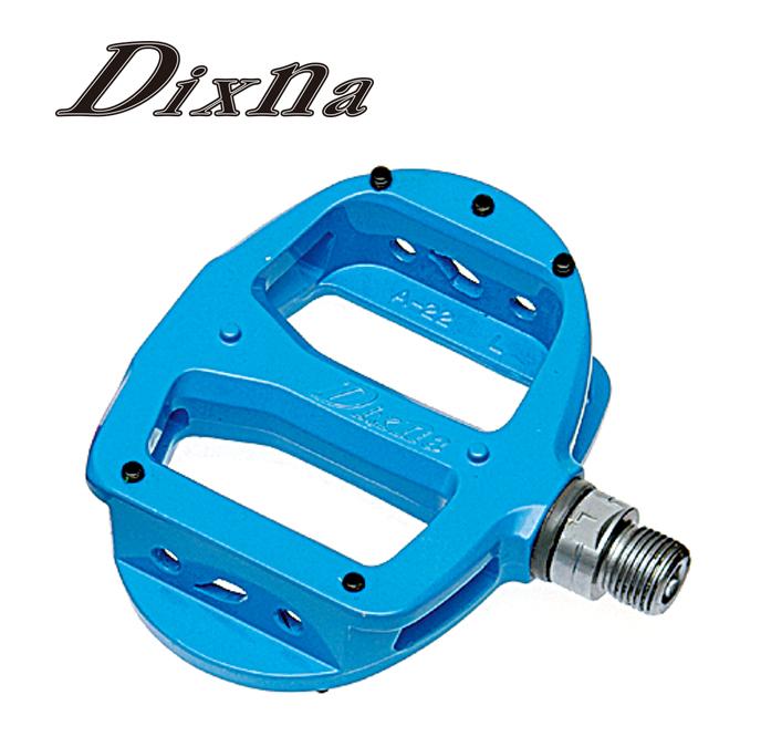 dixna(ディズナ)ロードWペダル ブルー 43724