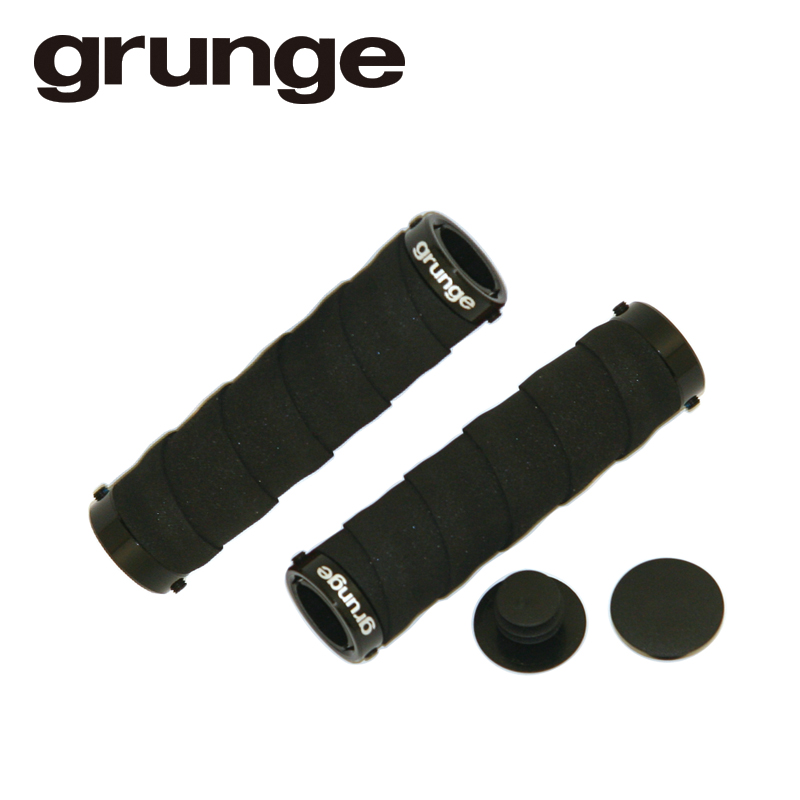GRUNGE(グランジ)ロックオンテープグリップ ブラック