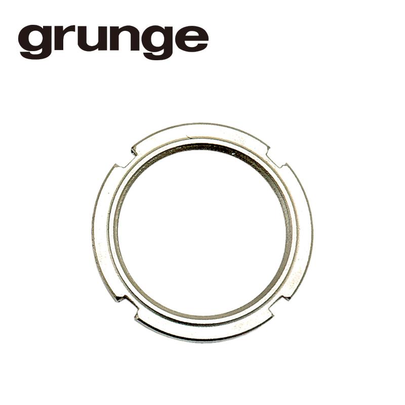 GRUNGE(グランジ)FIXEDギア用 ロックリング チタン