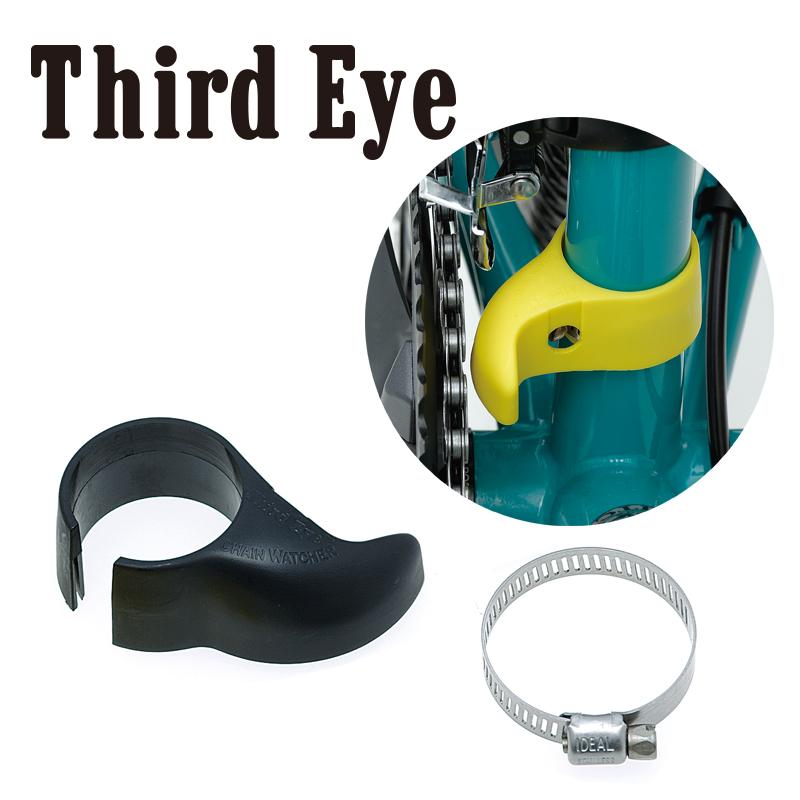 THIRD EYE(サードアイ)チェーンウォッチャー ブラック