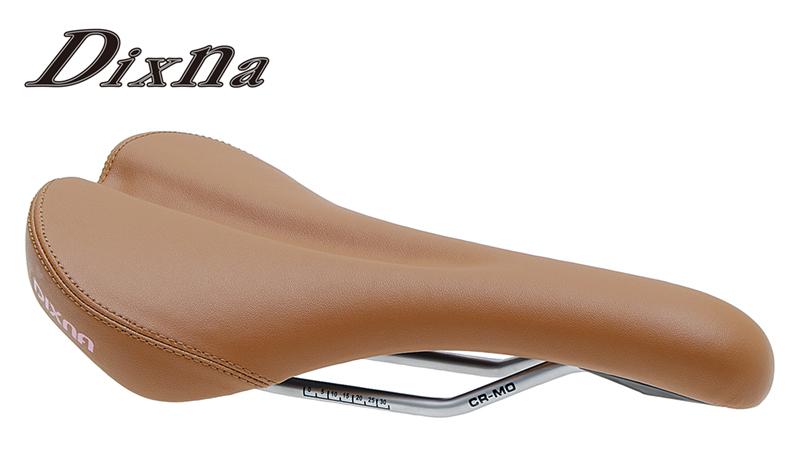dixna(ディズナ)アキレスレディースサドル ブラウン