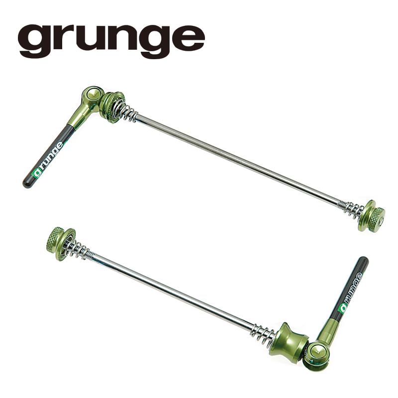 GRUNGE(グランジ)バルブオフクイックリリーズ アップルグリーン