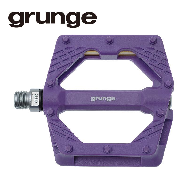 GRUNGE(グランジ)スクイントペダル プラ パープル