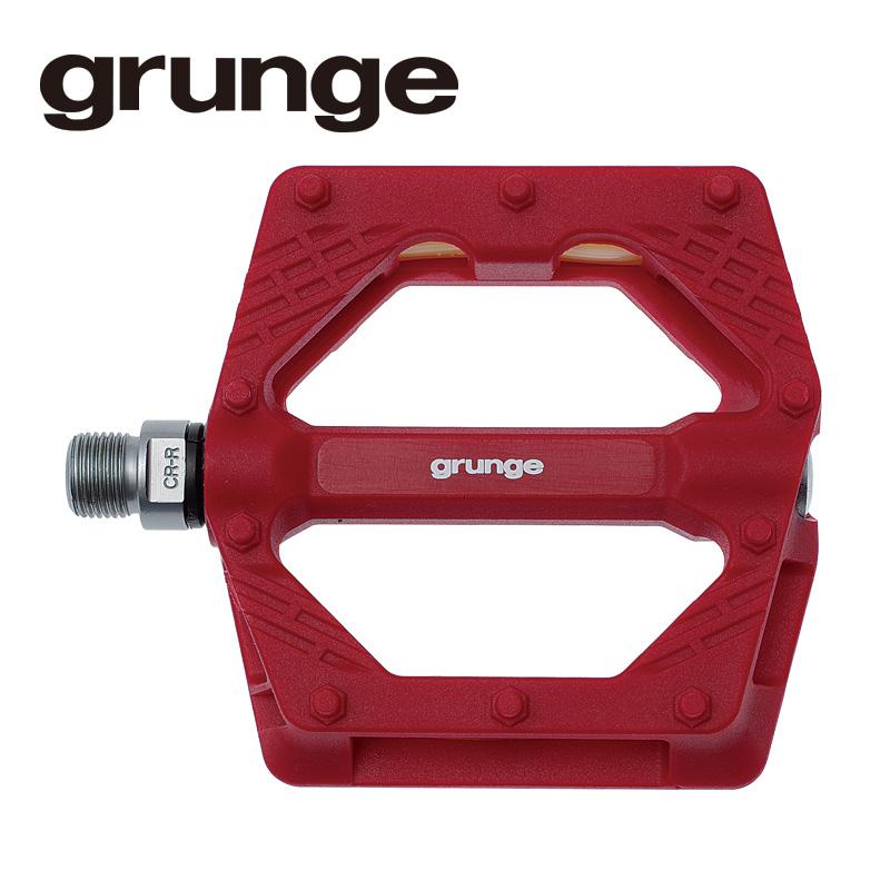 GRUNGE(グランジ)スクイントペダル プラ レッド