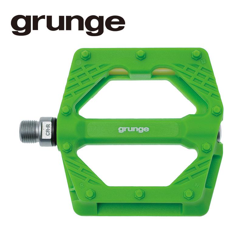 GRUNGE(グランジ)スクイントペダル プラ グリーン