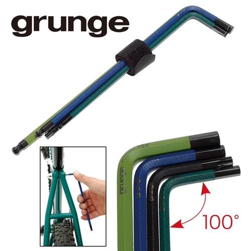 GRUNGE(グランジ)100゜ヘックスレンチ
