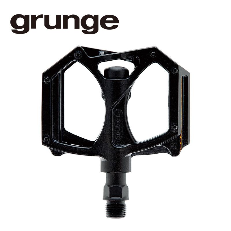 GRUNGE(グランジ)G04 PDL フラットモットペダル ブラック