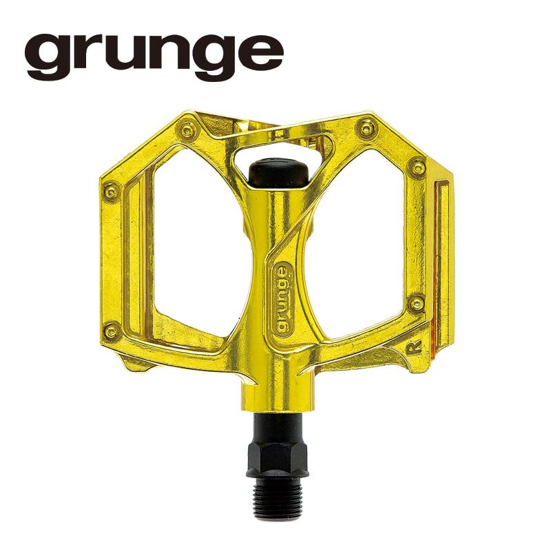 GRUNGE(グランジ)G04 PDL フラットモットペダル ゴールド