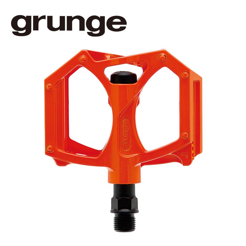 GRUNGE(グランジ)G04 PDL フラットモットペダル オレンジ