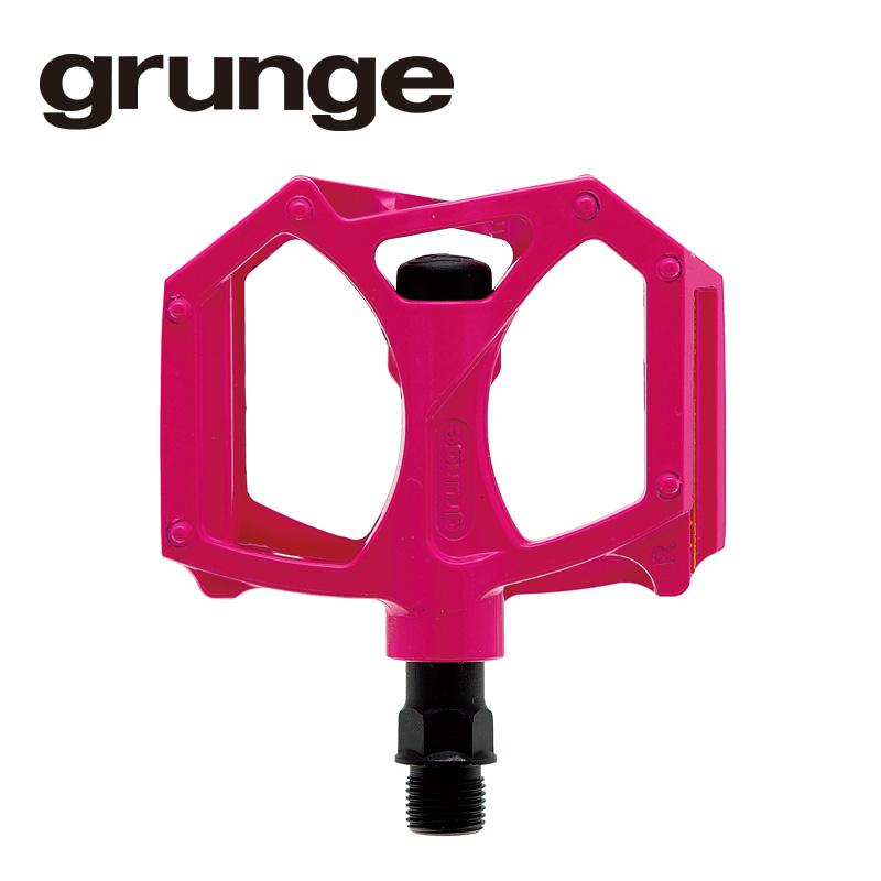 GRUNGE(グランジ)G04 PDL フラットモットペダル ピンク