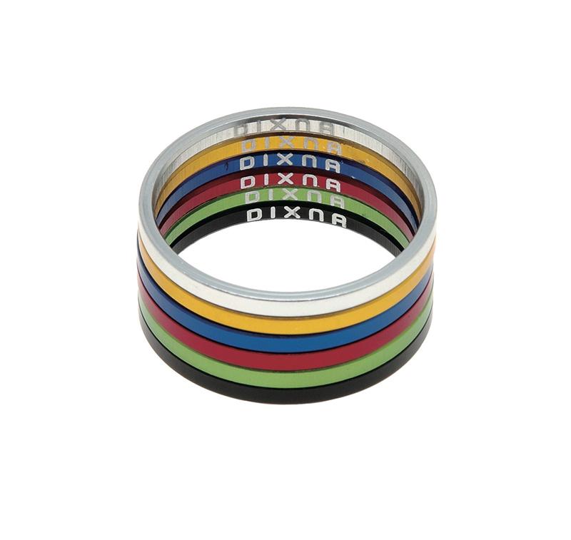 dixna(ディズナ)バンテージヘッドスペーサー グリーン 2.5mm