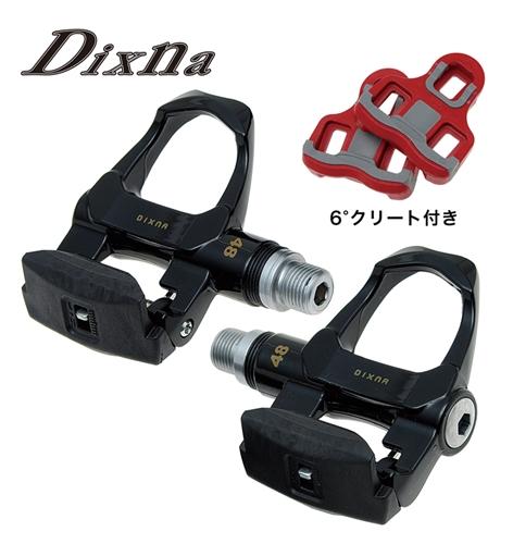 dixna(ディズナ)ファスト48MGペダル ブラック