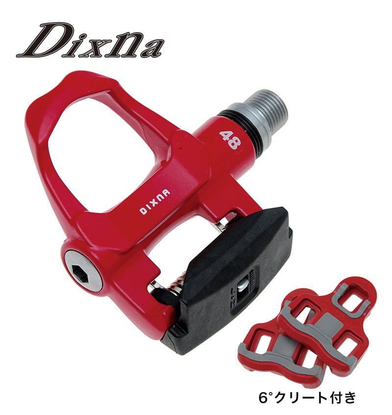 dixna(ディズナ)ファスト48ペダル レッド
