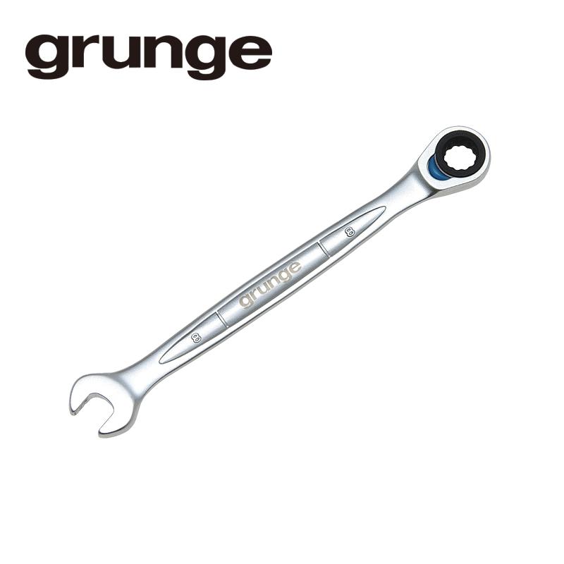 GRUNGE(グランジ)ラチェットレンチ 8mm
