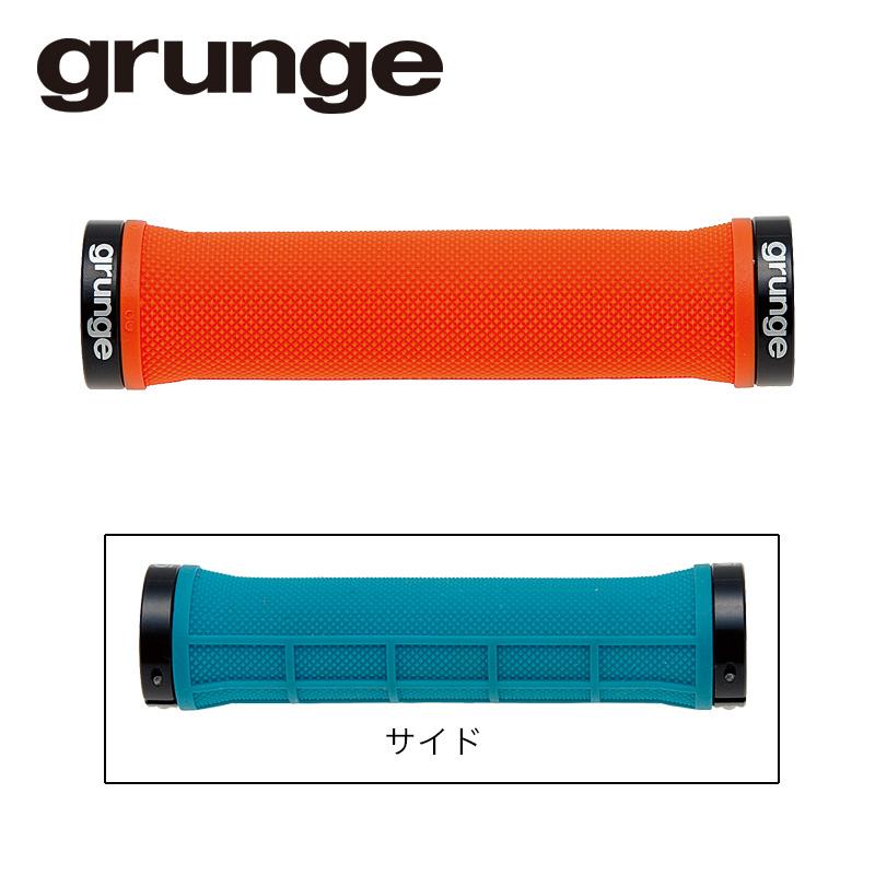 GRUNGE(グランジ)Wロックスリムグリップ オレンジ