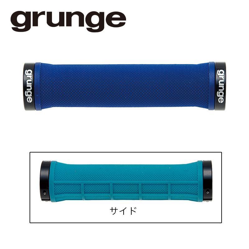 GRUNGE(グランジ)Wロックスリムグリップ ブルー