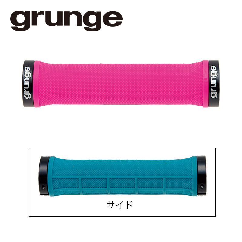 GRUNGE(グランジ)Wロックスリムグリップ ピンク