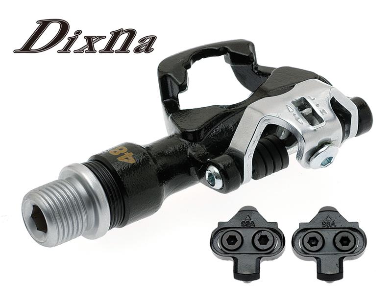 dixna(ディズナ)ロードトリップ48シールドペダル ブラック