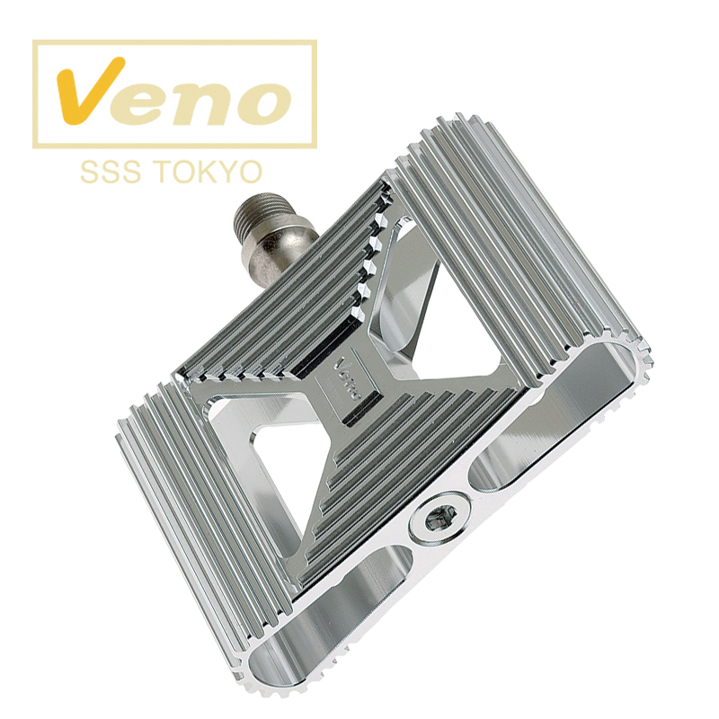 VENO ( ヴェノ ) トランスペダル ブライトシルバー