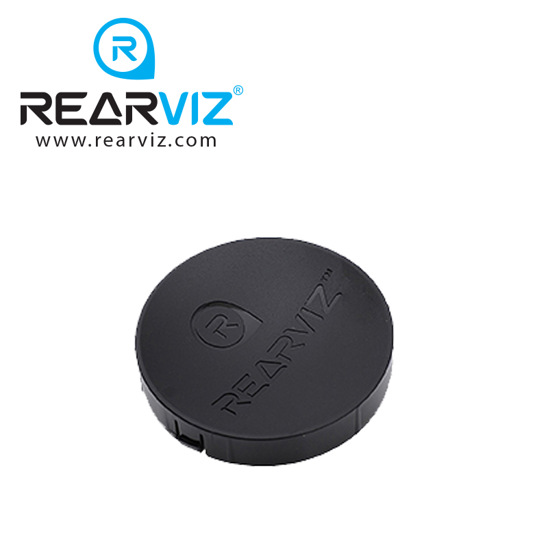 REARVIZ(リアビズ)アームミラー ディスク ブラック