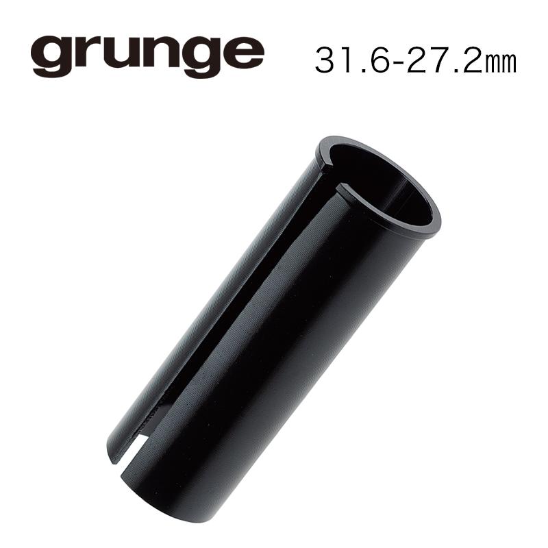 GRUNGE(グランジ)ポストカラー ブラック 31.6-27.2mm