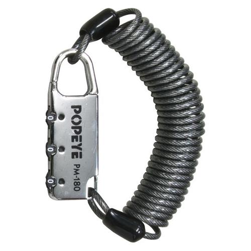 POPEYE(ポパイ)PM-180 ミニロック クロームポリッシュ 4 X 1800mm