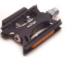WELLGO ( ウェルゴ ) LU-C16 ロードペダル ブラック 9/16インチ