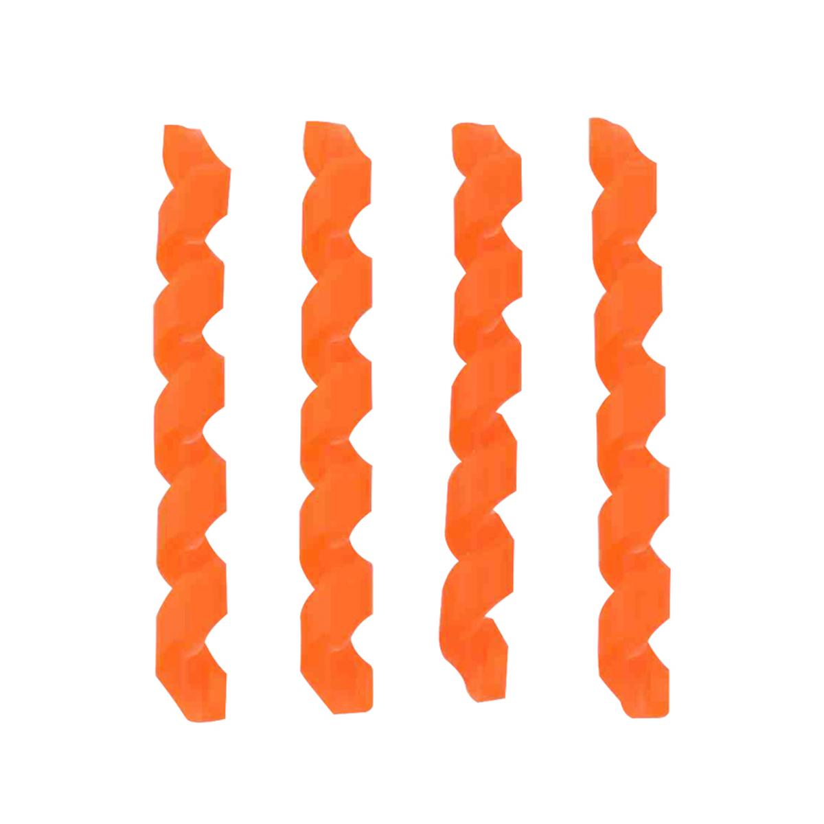 NOGUCHI ( ノグチ ) フレームプロテクター 蛍光 オレンジ