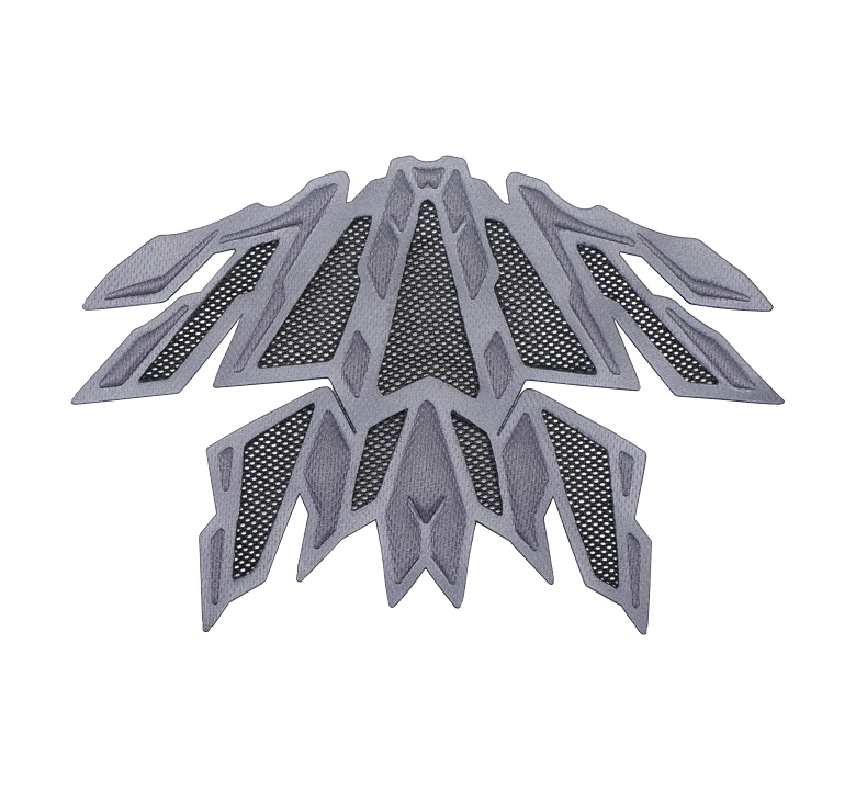 OGK KABUTO(オージーケーカブト) WG-1 A.I.ネット グレー L.XL/XXL