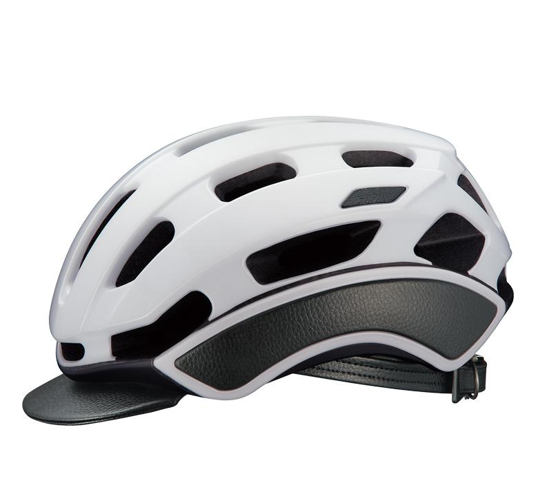 【目玉商品】 BC-ORO 【合皮を使用した高級感のある仕上がり】 【私服にも似合う帽子感覚のヘルメット】