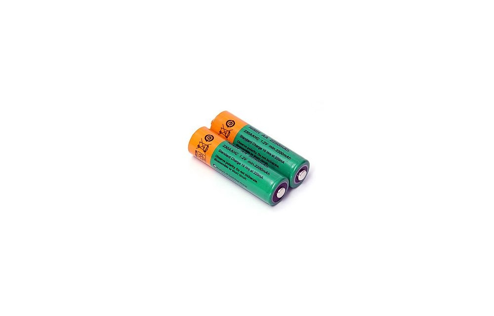 キャットアイ 534-1890 EL340RC用充電池2本