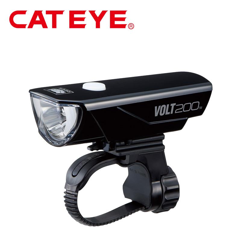CAT-EYE(キャットアイ)HL-EL151RC VOLT200 ブラック